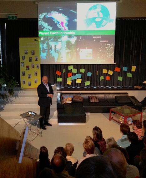 Vortrag Peter Bakker, 20.08.13